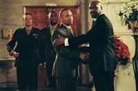 Columbus Short and Delroy Lindo in