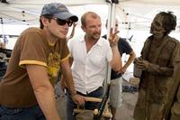 Producer/writer Paul W.S. Anderson and producer Jeremy Bolt in