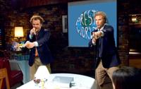 John C. Reilly and Will Ferrell in