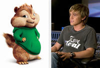 Jesse McCartney voices the role of Theodore in