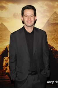 Producer Simon Kinberg at the N.Y. premiere of