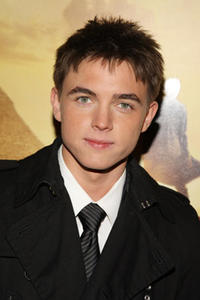 Actor Jesse McCartney at the N.Y. premiere of