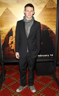 Actor Jamie Bell at the N.Y. premiere of