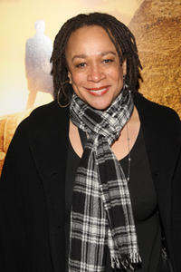 Actress S. Epatha Merkerson at the N.Y. premiere of