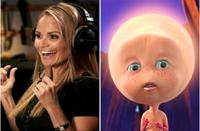 Kristin Chenoweth voices Kilowatt in
