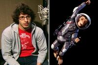 Andy Samberg voices Ham III in