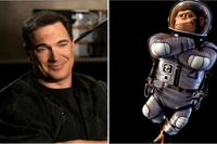 Patrick Warburton voices Titan in