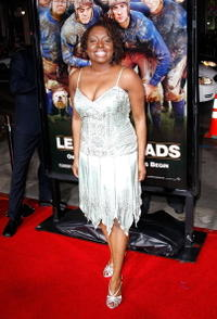 Singer Ledisi Young at the Hollywood premiere of