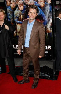Actor Christian Oliver at the Hollywood premiere of