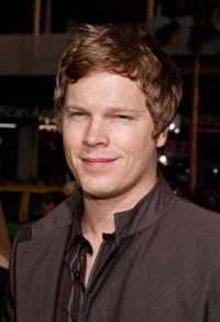 Actor Luke Ford at the Hollywood premiere of