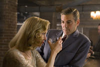 Renee Zellweger and George Clooney in