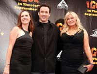 Molly Shannon, John Cusack and Jennifer Coolidge at the California premiere of