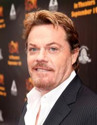 Eddie Izzard at the California premiere of