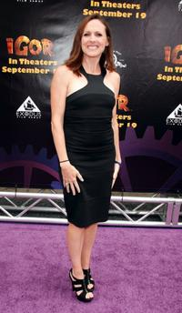 Molly Shannon at the California premiere of