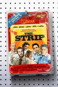 Poster art for 'The Strip.'