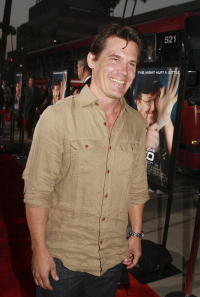 Josh Brolin at a special Beverly Hills screening of