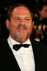 Producer Harvey Weinstein at the Cannes premiere of