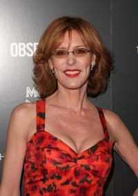 Christine Lahti at the New York premiere of