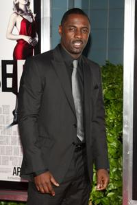 Idris Elba at the New York premiere of