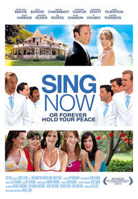 Sing Now! poster art