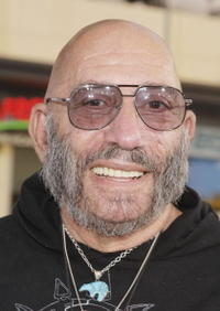 Actor Sid Haig at the L.A. premiere of