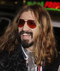 Writer/director Rob Zombie at the L.A. premiere of