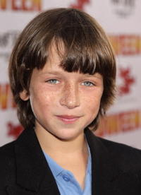 Actor Skyler Gisondo at the L.A. premiere of