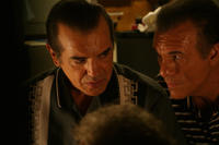 Chazz Palminteri as George Zucco and Robert Davi as Danny DePasquale in