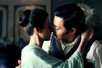 Cecilia Cheung and Jang Dong-gun in