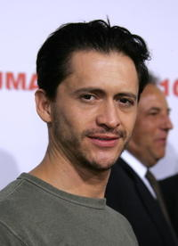 Actor Clifton Collins Jr. at the L.A. premiere of