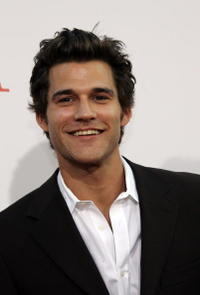 Actor Johnny Whitworth at the L.A. premiere of