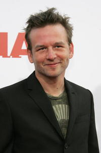 Actor Dallas Roberts at the L.A. premiere of