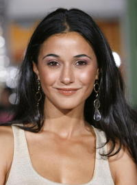 Actress Emmanuelle Chriqui at the L.A. premiere of