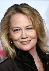 Actress Cybill Shepherd at the L.A. premiere of