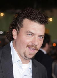 Actor Danny McBride at the L.A. premiere of