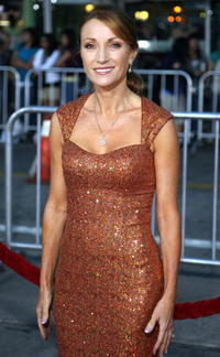 Actress Jane Seymour at the L.A. premiere of