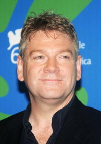 Director Kenneth Branagh at the