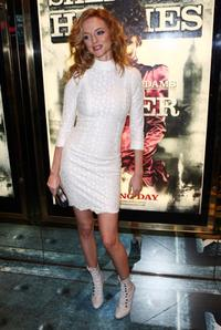 Heather Graham at the London premiere of