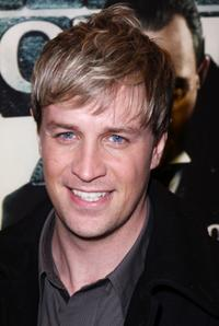 Kian Egan at the London premiere of