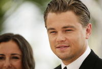 Actor / writer Leonardo DiCaprio at a Cannes photocall for