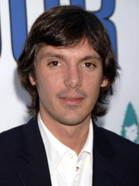 Actor Lukas Haas at the Hollywood premiere of