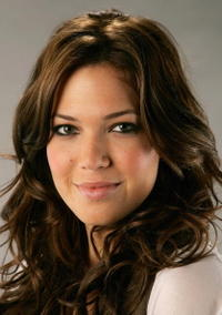 Actress Mandy Moore in a portrait for