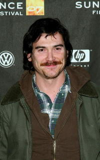 Actor Billy Crudup at the premiere of