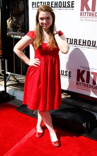 Jennifer Stone at the California premiere of