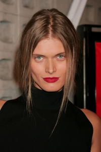 Actress Malgosia Bela at the screening of