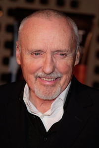 Actor Dennis Hopper at the screening of
