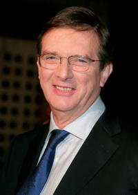 Director Mike Newell at the screening of