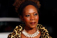 Actress Alfre Woodard at the screening of