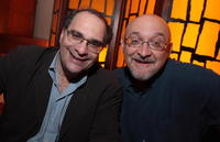 Executive Produceer Bob Weinstein and Director Frank Darabont at the after party of the N.Y. premiere of