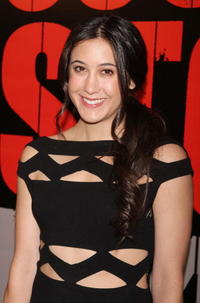 Musician Vanessa Carlton at the N.Y. premiere of